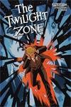 Twilight Zone Vol 5 #4 Cover A Regular Francesco Francavilla Cover