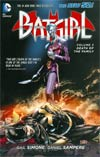 Batgirl (New 52) Vol 3 Death Of The Family TP