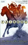 Fairest Vol 3 Return Of The Maharaja TP