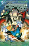 Green Lantern Lights Out HC (New 52)