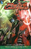 Red Lanterns (New 52) Vol 4 Blood Brothers TP