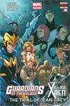 Guardians Of The Galaxy All-New X-Men Trial Of Jean Grey HC