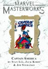 Marvel Masterworks Captain America Vol 3 TP Direct Market Edition