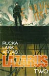 Lazarus Vol 2 Lift TP