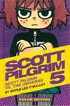 Scott Pilgrim Color Edition Vol 5 Scott Pilgrim vs The Universe HC