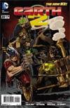 Earth 2 #20 Cover B Incentive Dan Panosian Steampunk Variant Cover