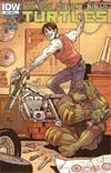 Teenage Mutant Ninja Turtles Vol 5 #30 Cover C Incentive Andy Belanger Variant Cover
