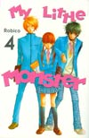 My Little Monster Vol 4 GN