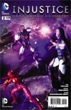 Injustice Gods Among Us Year Two #2 Cover B Incentive DC Collectibles Photo Variant Cover