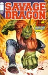 Savage Dragon Vol 2 #193 Cover B Incentive Erik Larsen & Todd McFarlane Variant Cover