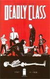 Deadly Class #1 Cover C 2nd Ptg
