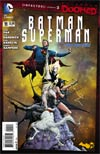 Batman Superman #11 Cover A Regular Jae Lee Cover