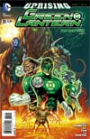 Green Lantern Vol 5 #31 Cover A Regular Billy Tan Cover (Uprising Part 1)