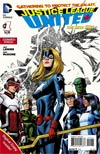 Justice League United #1 Cover B Combo Pack With Polybag