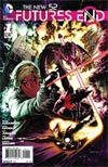 New 52 Futures End #1 Cover A Regular Ryan Sook Cover