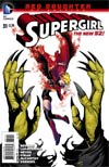 Supergirl Vol 6 #31 (Red Daughter Of Krypton Tie-In)