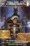 Tales Of Honor #3 Cover B Variant Stjepan Sejic Cover