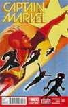 Captain Marvel Vol 7 #3 Cover A Regular David Lopez Cover