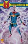 Miracleman (Marvel) #5 Cover A Regular Alan Davis Cover