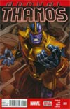 Thanos Annual #1 Cover A Regular Dale Keown Cover