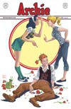 Archie #656 Cover B Variant Roses Are Red Cover