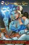 Grimm Fairy Tales Annual 2014 Cover C Ivan Nunes (Age Of Darkness Tie-In)