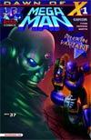 Mega Man Vol 2 #37 Cover C Variant Villain Cover