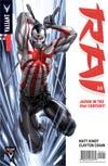 Rai Vol 2 #1 Cover A 1st Ptg Regular Clayton Crain Cover