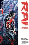 Rai Vol 2 #1 Cover B Variant Bryan Hitch Cover