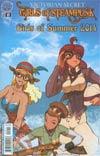 Victorian Secret Girls Of Summer 2014 #1
