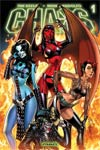 Chaos #1 Cover A 1st Ptg Regular J Scott Campbell Cover