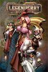 Legenderry A Steampunk Adventure #5 Cover A Regular Joe Benitez Cover