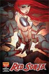 Red Sonja Vol 5 #11 Cover A Regular Jenny Frison Cover