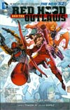 Red Hood And The Outlaws (New 52) Vol 4 League Of Assassins TP