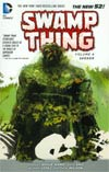Swamp Thing (New 52) Vol 4 Seeder TP