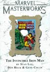 Marvel Masterworks Invincible Iron Man Vol 3 TP Direct Market Edition