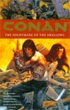 Conan Vol 15 Nightmare Of The Shallows TP
