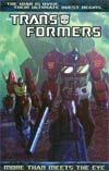 Transformers More Than Meets The Eye Vol 1 TP New Printing