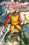 Transformers Regeneration One Vol 4 TP