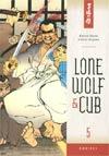 Lone Wolf & Cub Omnibus Vol 5 TP