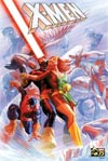 X-Men Marvel 75th Anniversary By Alex Ross Poster