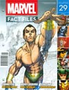 Marvel Fact Files #29 Sub-Mariner