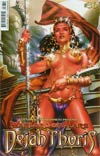 Warlord Of Mars Dejah Thoris #36 Cover B Regular Jay Anacleto Cover