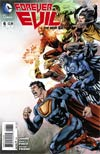 Forever Evil #6 Cover F Incentive Ivan Reis Variant Cover