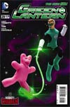 Green Lantern Vol 5 #29 Cover D Incentive Robot Chicken Variant Cover