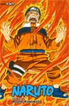 Naruto 3-In-1 Edition Vols 25 - 26 - 27 TP
