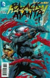 Aquaman Vol 5 #23.1 Black Manta Cover C 2nd Ptg 3D Motion Cover