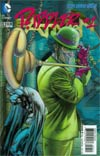 Batman Vol 2 #23.2 Riddler Cover C 2nd Ptg 3D Motion Cover