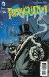 Batman Vol 2 #23.3 Penguin Cover C 2nd Ptg 3D Motion Cover