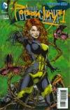 Detective Comics Vol 2 #23.1 Poison Ivy Cover C 2nd Ptg 3D Motion Cover